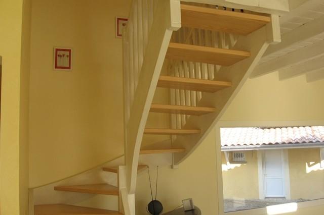 portfolio Escalier